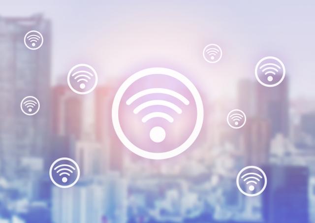 アルミ ホイル wifi